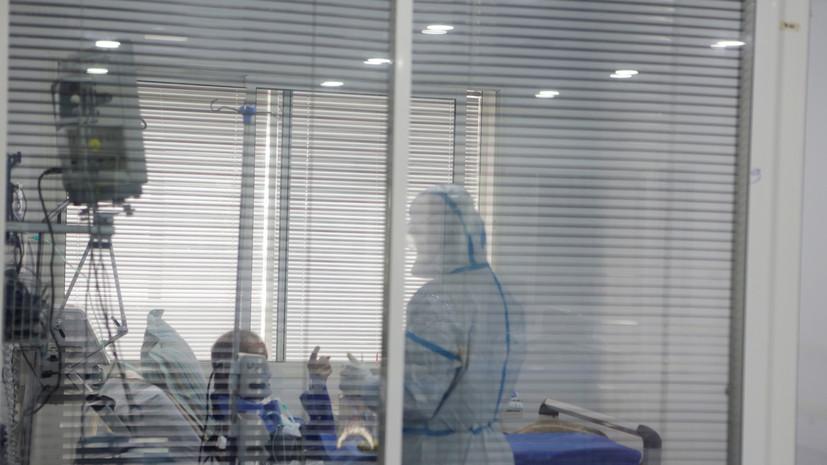 Число случаев коронавируса в Марокко достигло 117 685