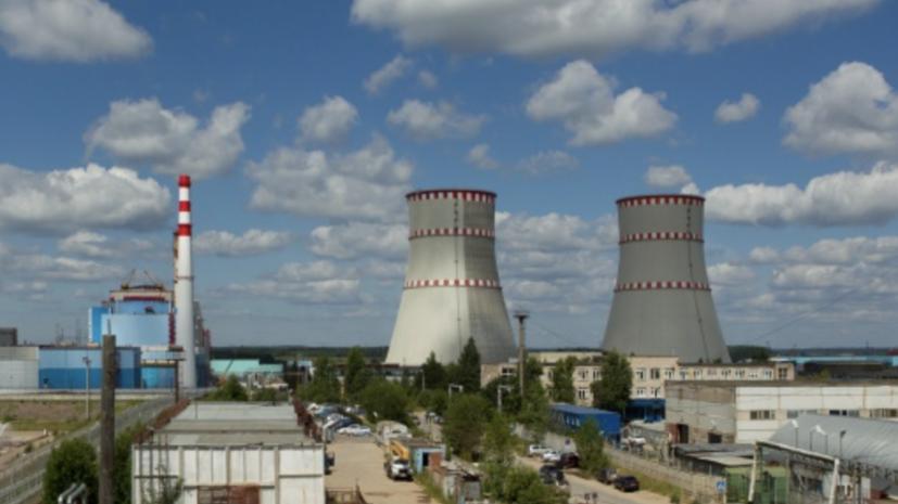 Путин: Россия будет укреплять атомную отрасль