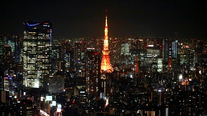 В Японии оценили важность развития отношений с Россией