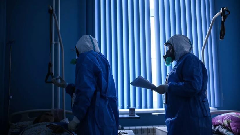 В Москве за сутки с коронавирусом госпитализированы 795 человек