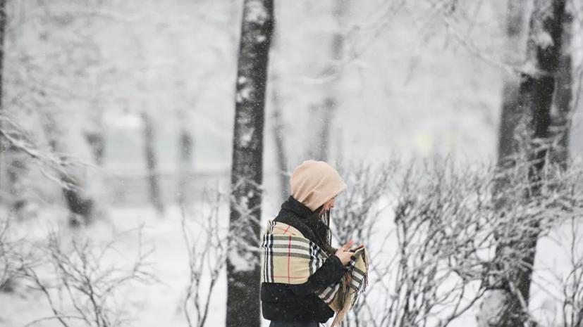 Синоптики рассказали о температурных аномалиях предстоящей зимы