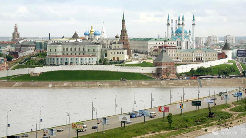 В Казани рассказали о снижении потока туристов в Казанский кремль