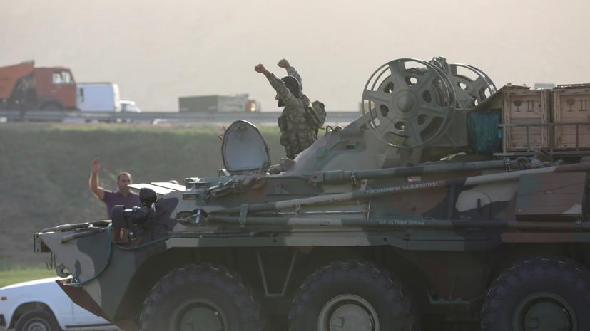 В ПАСЕ призвали прекратить боевые действия в Нагорном Карабахе