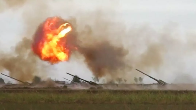 В Армении заявили об уничтожении бронетехники ВС Азербайджана
