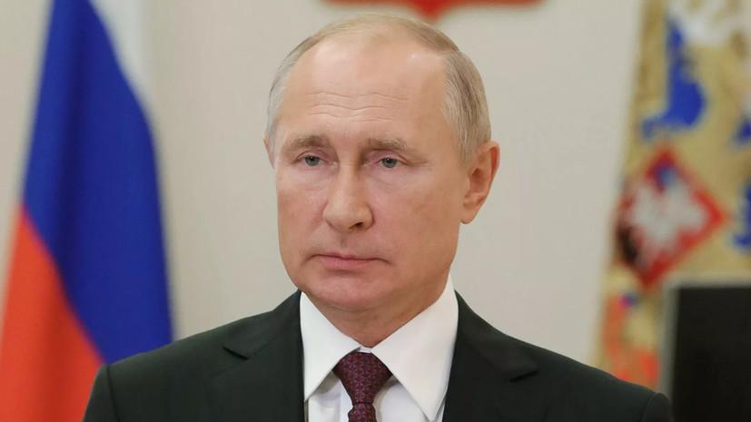 Путин заявил, что борьба с коронавирусом ещё не закончена