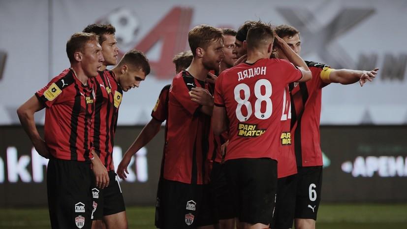 «Химки» обыграли «Динамо» и одержали первую победу в сезоне РПЛ