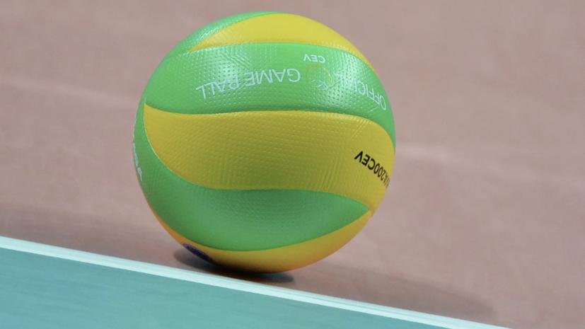 «Динамо» выиграло первый матч квалификации волейбольной Лиги чемпионов
