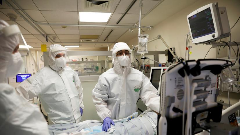 За неделю число случаев коронавируса в мире возросло более чем на 2 млн