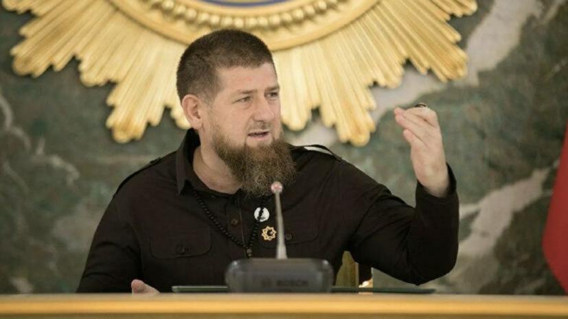 Кадыров поручил усилить контроль за соблюдением мер против COVID-19