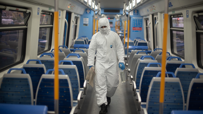 Число случаев коронавируса в Аргентине возросло до 723 123
