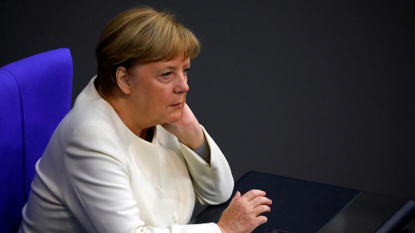 Меркель призвала Пашиняна и Алиева немедленно прекратить огонь