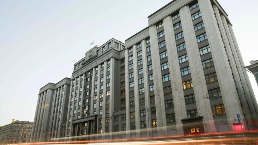 Восемь депутатов Госдумы госпитализировали с коронавирусом за неделю