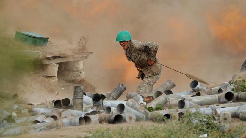 В ООН призвали немедленно прекратить боевые действия в Карабахе