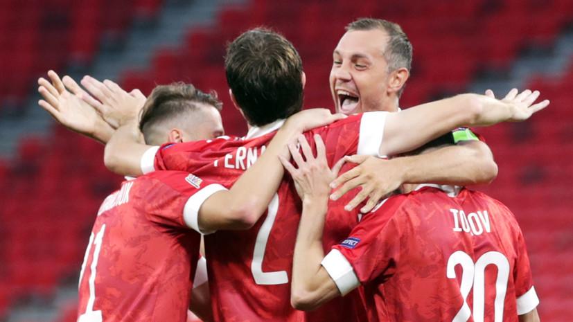 Сборная России по футболу проведёт октябрьские матчи на «ВТБ Арене» и «ВЭБ Арене»