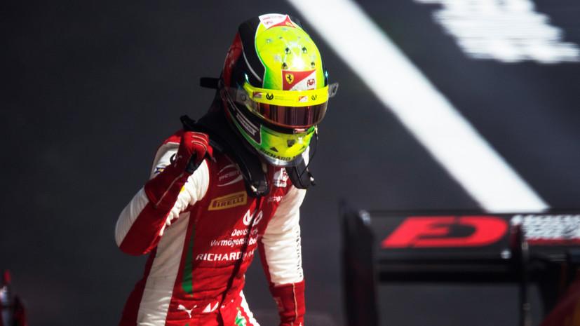 Шумахер примет участие в первой тренировке Гран-при Айфеля