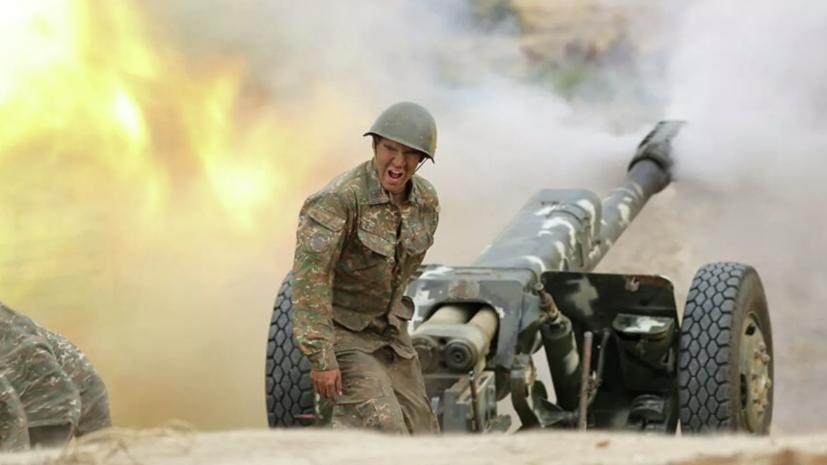 СБ ООН призвал к немедленному прекращению огня в Нагорном Карабахе
