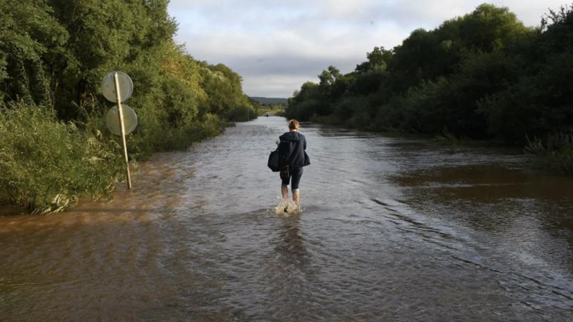Ещё в двух районах Хабаровского края ввели режим ЧС из-за паводков