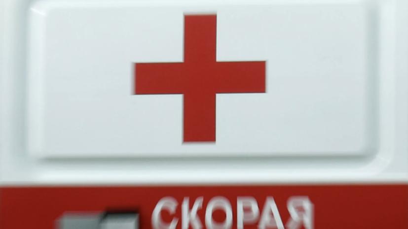 Медики рассказали о состоянии пострадавших при пожаре в Тюмени детей