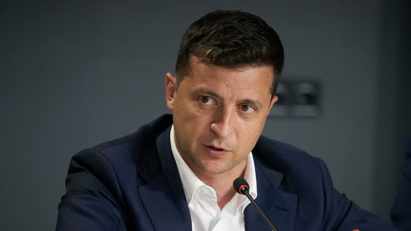 Зеленский уволил Фокина с поста замглавы делегации по Донбассу