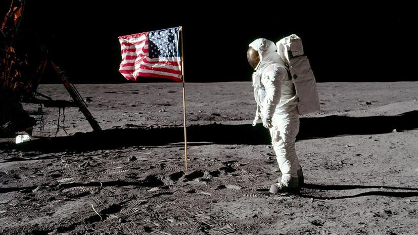 Звёздно-полосатый десант: почему в США не исключают возможной отправки военных в космос