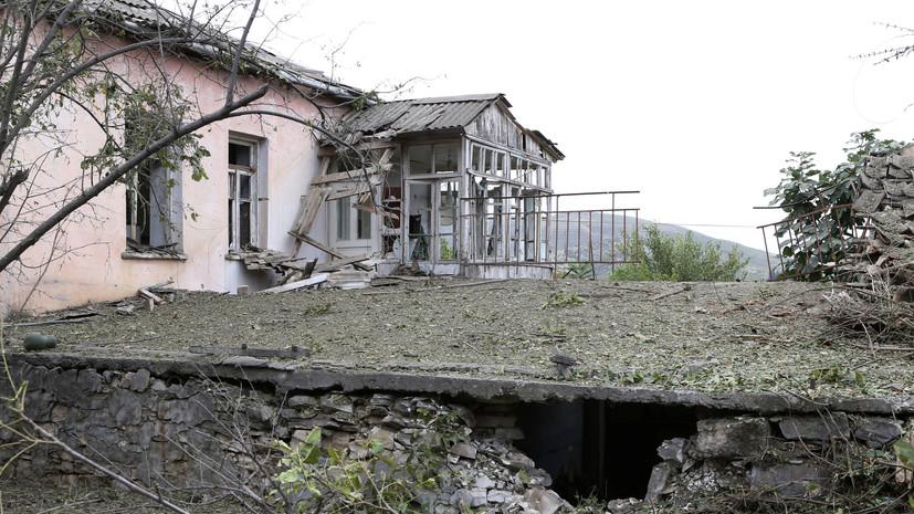 Италия призвала к переговорам по Карабаху без предварительных условий