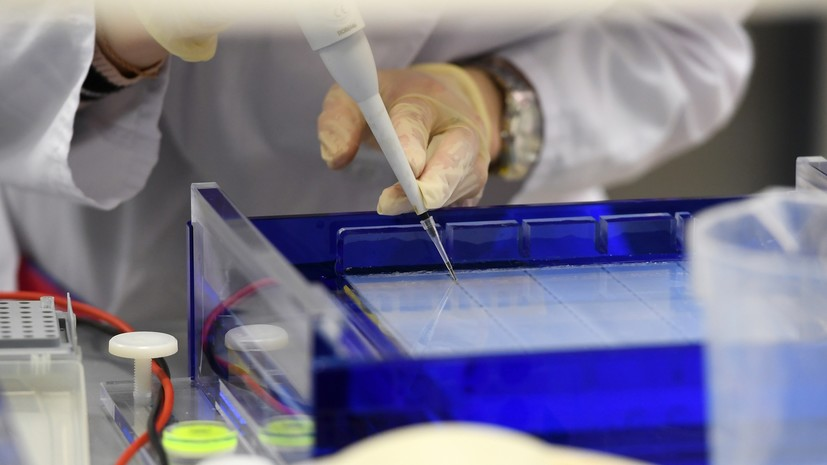 Роспатент одобрил более 50 изобретений для борьбы с COVID-19