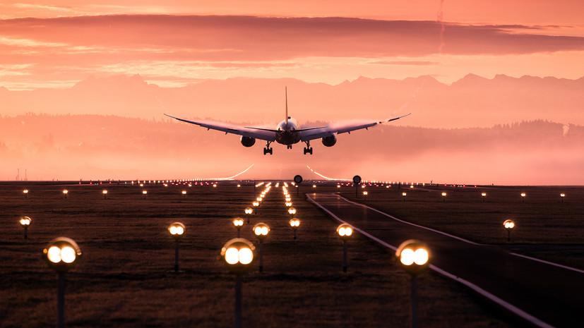 Снова в небе: с чем связан резкий рост пассажирских авиаперевозок в России