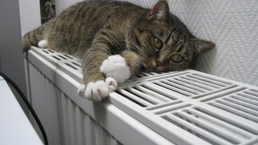 В Подмосковье отопление включили в 75% многоквартирных домов