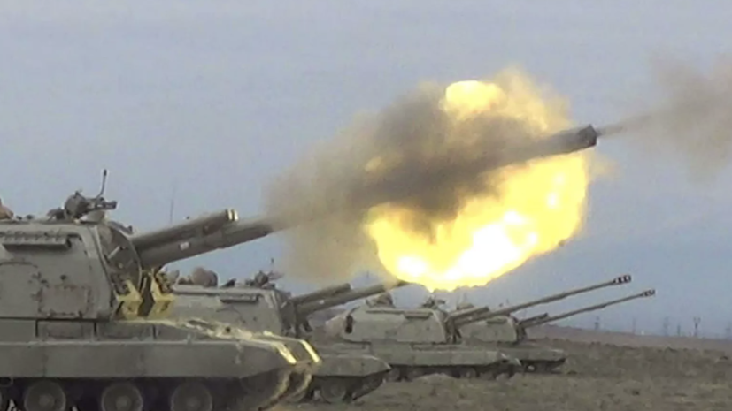 В Азербайджане сообщили об уничтожении восьми армянских систем «Град»