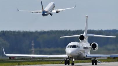 «На взаимной основе»: Россия возобновила авиасообщение с Египтом, ОАЭ и Мальдивами