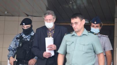 Почти максимальное наказание: обвинение требует 11 лет колонии для актёра Михаила Ефремова