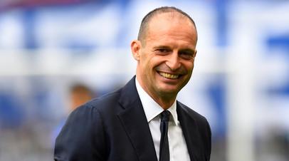 СМИ: Аллегри может возглавить сборную Нидерландов по футболу