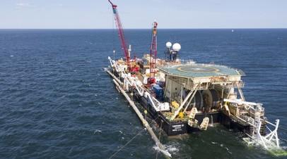 Газопровод «Северный поток — 2»