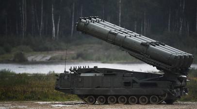 Зенитный ракетный комплекс С-300В4