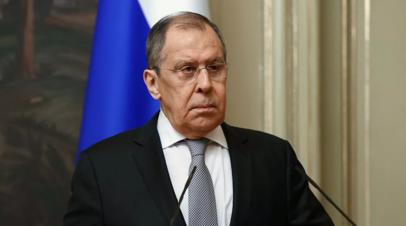 © РИА Новости / Пресс-служба МИД РФ