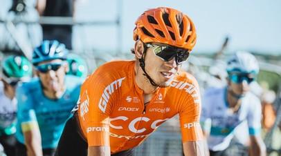 Закарин сошёл с «Тур де Франс» из-за травмы
