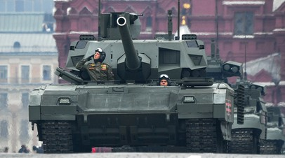 «Взгляд в будущее»: как российские танки стали одними из лучших в мире