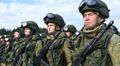 Минобороны сообщило детали совместных учений России и Белоруссии