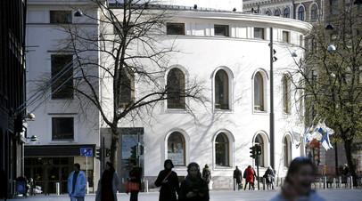 В Финляндии рассказали о последствиях шторма «Айла»