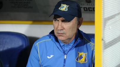 СМИ: Бердыев является основным кандидатом на пост главного тренера «Динамо»