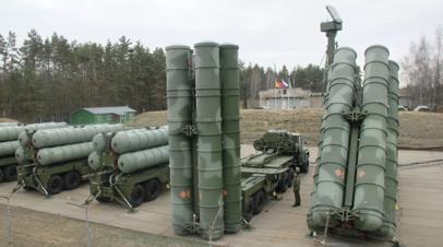 В Самарской области прошли учения с участием расчётов ЗРС С-300