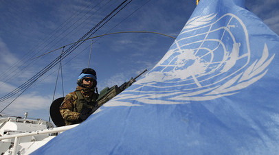 План Б: с какой целью на Украине снова заговорили о введении миротворческой миссии ООН в Донбасс