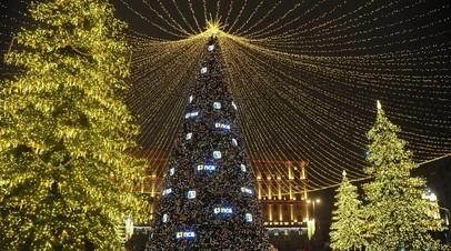 Россияне рассказали о планах на новогодние праздники