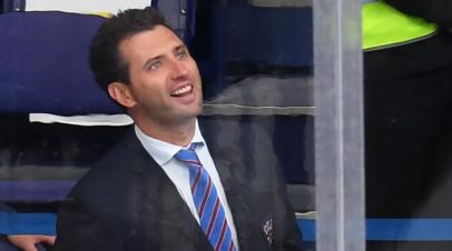 СМИ: Ротенберг будет исполнять обязанности главного тренера СКА в матче с «Ак Барсом»