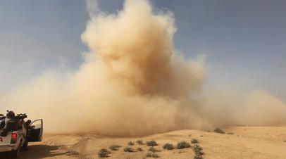 В Ираке боевики погибли при подготовке теракта