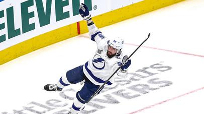 Кучеров уступает только Гретцки и Лемье по числу ассистов за один плей-офф НХЛ