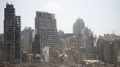 «Вынуждены экономить на всём»: как жители Бейрута переживают последствия разрушительного взрыва в порту города