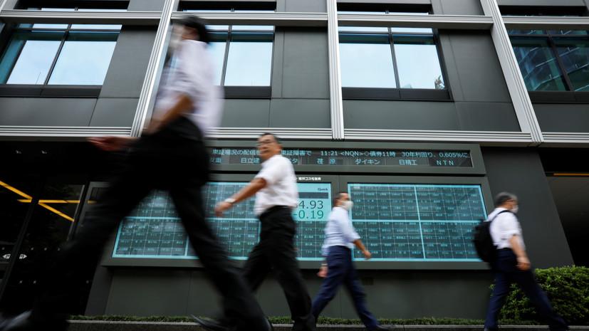 Токийская биржа не возобновит работу до конца дня