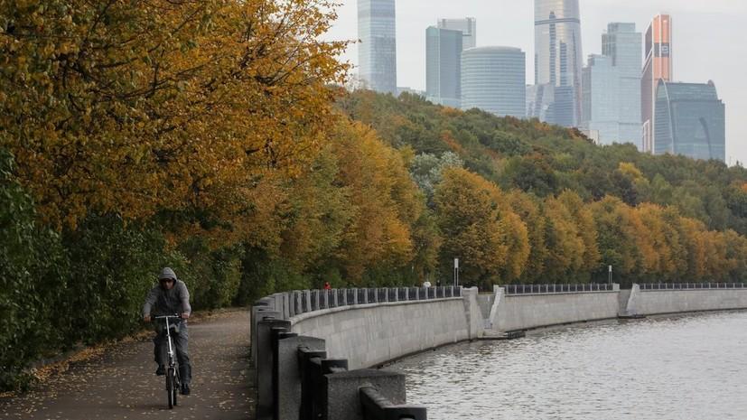 Температура в октябре в России на 1—2 °С превысит норму