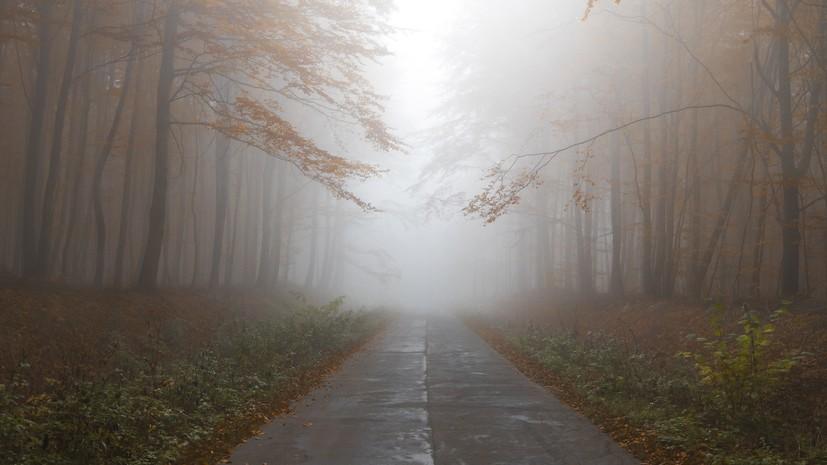 В Удмуртии ожидается сильный туман